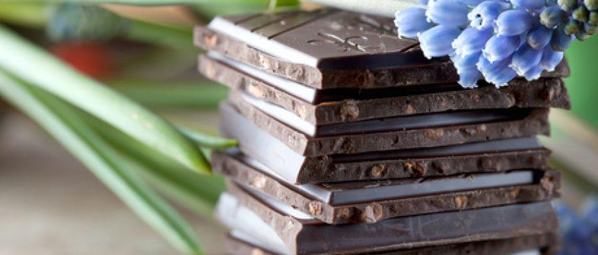 Hilft schwarze Schokolade beim Abnehmen?